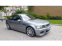 2004 BMW M3 3.2 Manual Coupe Facelift Silver Grey Metallic