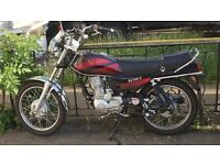 SKYJET 125CC | Very Low Mileage| used for 3 months.