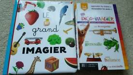 French Children's Dictionaries £10 each or £15 for the pair