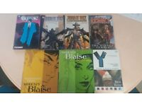 Assorted Graphic Novels.