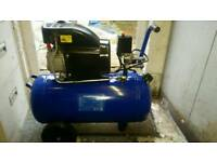 50 Litre air compressor 2Hp Motor
