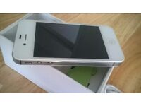 iPhone 4S Boxed used but good as new