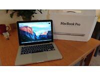 "Logic Pro X, Traktor, MacBook Pro 13"" i5@ 2.4ghz 4GB Ram 500GB, Adobe Suite"