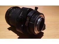 Nikon PC-E Micro Nikkor 45mm f/2.8 D ED Manual Focus Lens