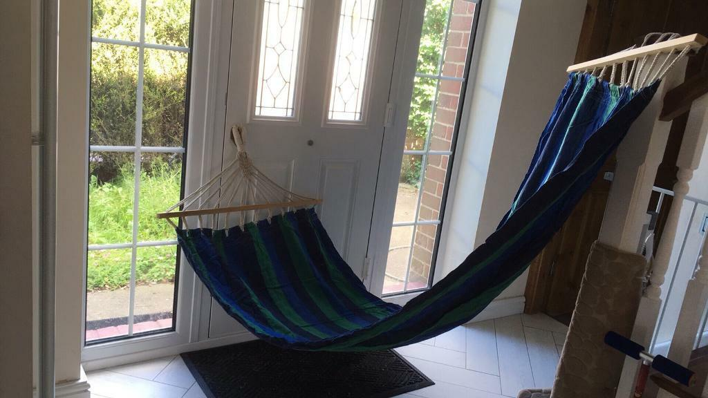 Amazing Garden Or Camping Hammock In Newcastle Tyne And Wear Gumtree Download Free Architecture Designs Itiscsunscenecom