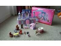 Princess castle bundle