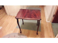 COFFEE AND SIDE TABLE FOR FREE