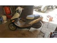 Barn find 50cc only 75 miles