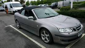 Saab 9-3 covertable