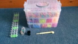 Large Loom Band Kit - 3 Tiers - Great Christmas Present