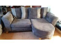 DFS sofa from house clearance