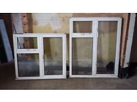 Aluminium double glazed windows