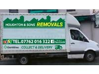 Dad & lad - man & van hire Crosby - formby - maghull - Southport call for quote