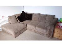 Corner sofa - can deliver
