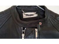 Karen Millen biker jacket size 10