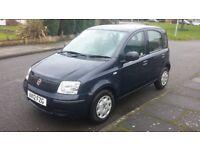 Fiat Panda 1.2 Active 5 door 2012 12 Reg, 56000 Miles, MOT 22/2/19, £30 Road Tax size of aygo c1 107