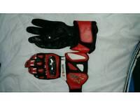 RST SRT 6-7 Sport Leather Gloves