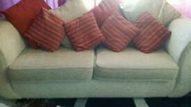 Comfy 2 seater sofa need gone asap