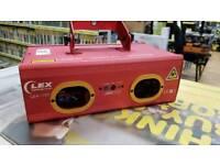 LEX 130 DJ Laser Display