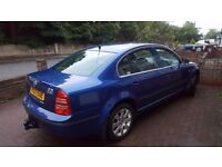 Skoda superB 2.0 TDI 2007