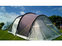 Sunncamp 6 man (berth) family tent, excellent condition