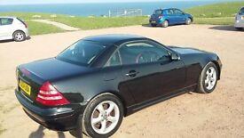 2004 Mercedes-Benz SLK320 V6 Convertible