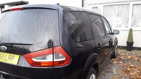Ford galaxy power shift auto Diesel.year 2011 minicab PCO sticker till may 2017.