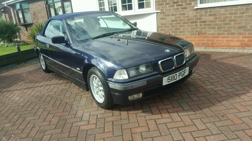 1998 bmw 323i convertible owners manual