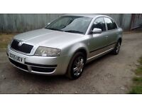 2006 SKODA SUPERB 1.9 TDI
