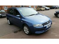 FIAT STILO 1.9JTD DIESEL 6 SPEED MANUAL DRIVES VERY GOOD MOTED