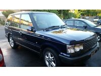 Range Rover 4.0HSE V8 LPG