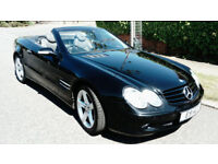 MERCEDES SL500 LOW MILES FSH..PANO ROOF