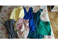 Bundle of ladies clothes size 8