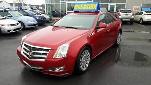 Cadillac Berline CTS De performance 2011