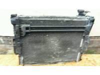 Bmw e46 330ci radiator