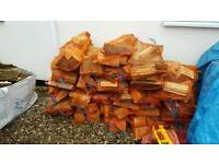 10 large nets of logs only £30