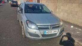 2005 Vauxhall Astra 1.6 Petrol New MOT Has Some Faults Good Running