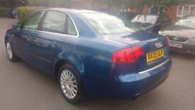 Excellent condition Audi A4 automatic Must go by 23-Sep