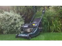 Hayter Harrier Rear Roller 41 Petrol Mower / Lawnmower