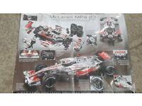 McLaren Mp4-23, Lewis Hamilton 2008 Championship winning car