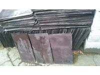 Reclaimed Welsh Slate Roof Tiles 800 9 x 18 inch south London £1 each