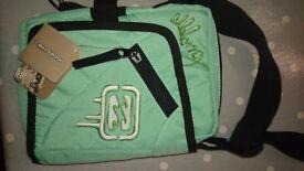 Billabong Beach Bag/Hand Bag/Passport Bag - Unused with tags