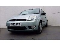 2003   Ford Fiesta 1.4 Flame Limited Edition   Manual   Petrol   1 Year MOT   HPI Clear