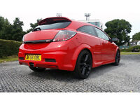 Vauxhall Astra VXR Red Finish, High Performance, 240BHP Standard Not a (corsa,honda,bmw,ford,audi)