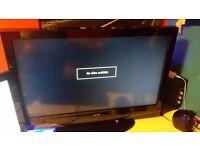 """32"""" ALBA tv.HDMI with no remote"""