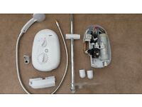 MIRA VIE 10.8kw ELECTRIC POWER SHOWER (can collect EH44 or DG7)