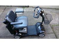 Kymco Mini LS ForU mobility scooter