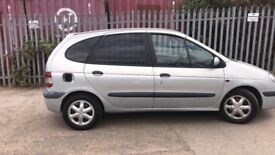 LEFT HAND DRIVE RENAULT SCENIC DIESEL LHD