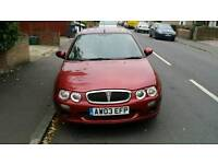 Rover 25 1.6 IXL hatchback 5dr Petrol Manual Red
