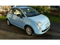 Fiat 500 Pop 2013 only 18,000 miles immaculate condition, 1 owner